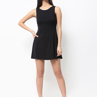 Uropa Black Dress (AUV001028)