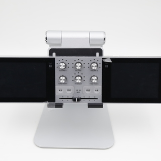 Monster Go DJ Portable Silver