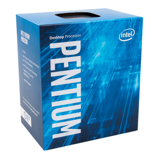 Intel Pentium G4560 3.60 GHz 3MB Cache Desktop Processor