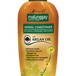 Moringa- O2  Malunggay Herbal Conditioner with Argan Oil (75 ml)