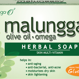 Moringa- O2 Malunggay Herbal Soap (135 gms)