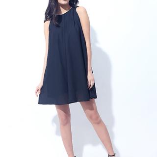 CANVAS BETH DRESS (Black)