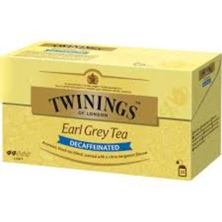 TWININGS EARL GREY DECAFFEINATED 2.0 GM - 1 X 25 (33988)