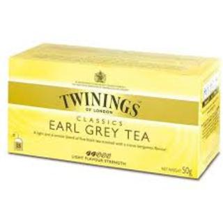 TWININGS EARL GREY TEA 2.0 GM - 1 X 25 (33987)