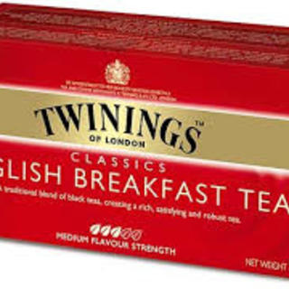 TWININGS ENGLISH BREAKFAST TEA 2.0 GM - 1 X 25 (33986)