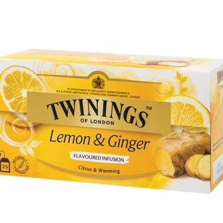 Twinings LEMON GINGER 1.5 GM - 1 X 25 (33996)
