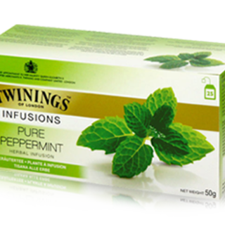 Twinings PEPPERMINT TEA 2.0 GM - 1 X 25 (33992)