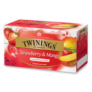 Twinings STRAWBERRY MANGO 2.0 GM - 1 X 25 (33995)