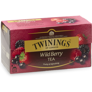 Twinings WILD BERRY TEA 2.0 GM - 1X25 (50302)