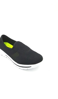 APPETITE SHOES- WOMEN'S BLACK WALK LITE SLIP ON (APWALKLITEBLK)