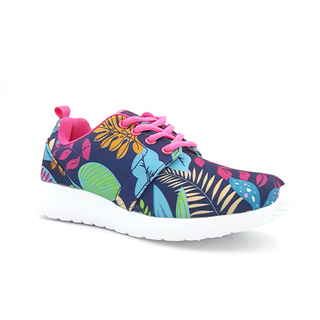 APPETITE SHOES-WOMEN'S DAISY FLORAL SNEAKERS (APDAISY)