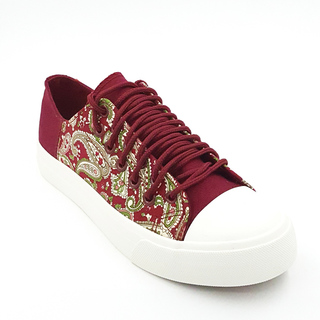 APPETITE SHOES-PRINTED SNEAKERS (APL267)