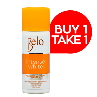 BELO INTENSE WHITE ANTIPERSPIRANT DEODORANT ROLL ON 40ML