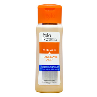 BELO INTENSIVE WHITENING MICROPEELING TONER 60ML