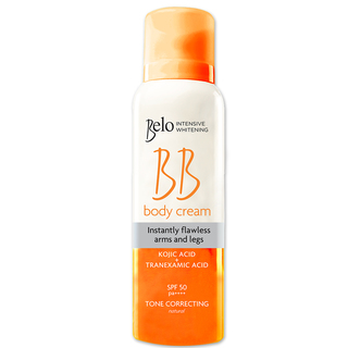 BELO INTENSIVE WHITENING BB BODY CREAM 100ML