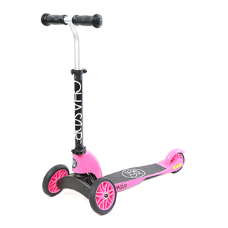 Chaser CT-PTH 3 Wheel Kick Scooter (Pink)