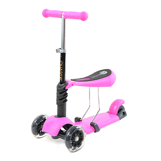 CS 3 in 1 Scooter XLT-SC010 (Pink)