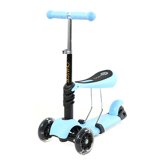 CS 3 in 1 Scooter XLT-SC010 (AQUA)
