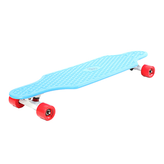 "Chaser 33"" Plastic Longboard (Blue)"