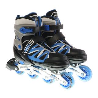 Chaser Sprinter Inline Skates M (BLUE)