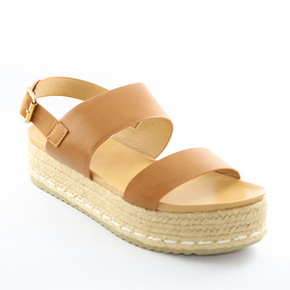 Mendrez Joy Double strapped espadrille sandals