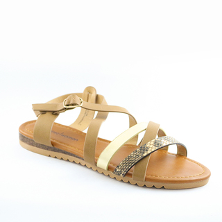 Mendrez Raquel Flat sandals