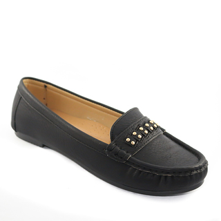 Mendrez Teth Mocassin with studs