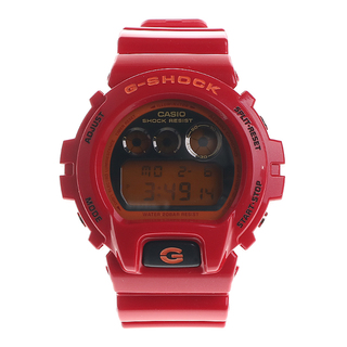 RED-GSHOCK - DW-6900CB-4DS