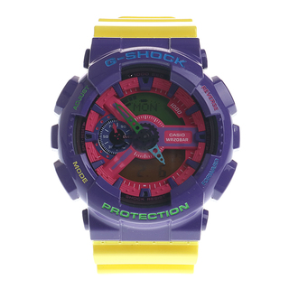G-SHOCK ANALOG - GA-110HC-6ADR
