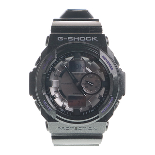 BLACK/SILVER CASIO G-SHOCK - GA-150MF-8ADR