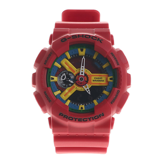 RED G-SHOCK - GA-110FC-1ADR