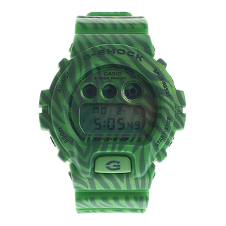 GREEN G-SHOCK - DW-6900ZB-3DR