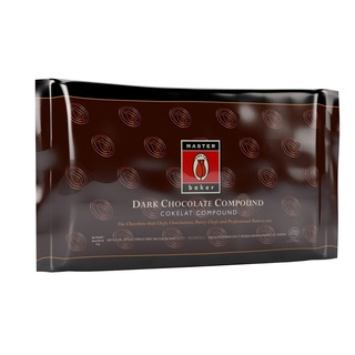 TULIP MASTERBAKER DARK CHOCOLATE COMPOUND 5kg (DC3701B)
