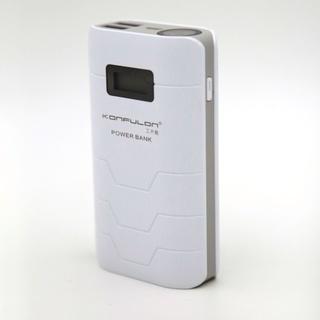 Capsule Powerbank 10000MAH Grey