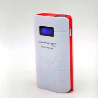 Capsule Powerbank 10000MAH Red
