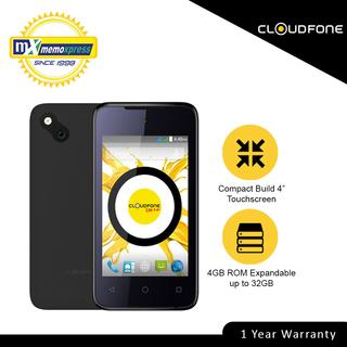 Cloudfone Ice Plus 2