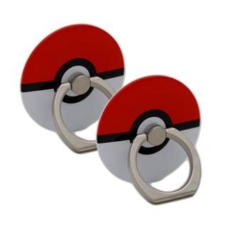 iRing Masstige Reusable 2 in 1 Safety Grip / Kickstand for Smart Devices (Pokeball) -  Buy1Take1