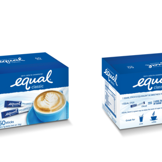 Equal Classic 1G Powder Sticks 50s
