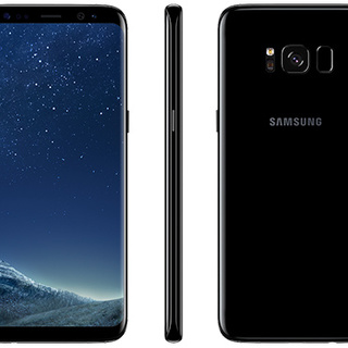 Samsung Galaxy S8 G950 (Midnight Black)