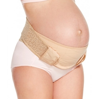 Ergonomic Maternity Support Belt Pregnancy Nude (99931F)