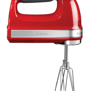 KitchenAid Hand Mixer 9SPD (Empire Red) - 5KHM9212BER