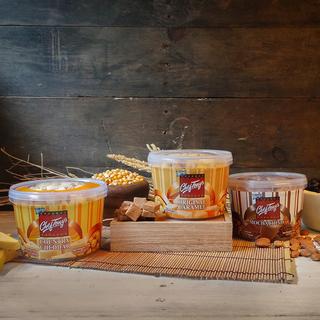 Mini Bundle 2 (Original Caramel + Country Cheddar + MochaChino with Almonds)