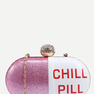 Chill Pill Sling Bag