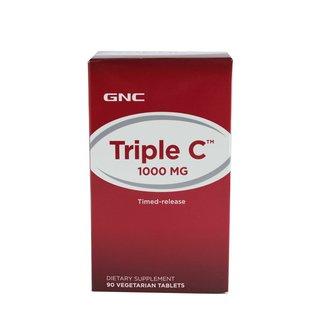 GNC Triple C 1000 Timed Release - 90s (526167)