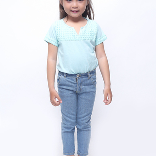 BASICS FOR KIDS PANTS - BLUE (G606345-G606365)