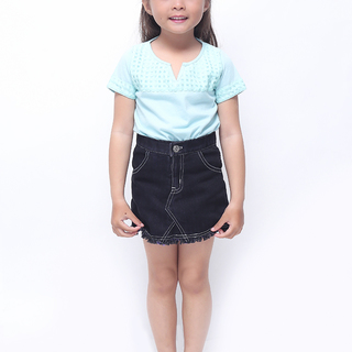 BASICS FOR KIDS SKIRT - VIOLET (G704863-G704883)