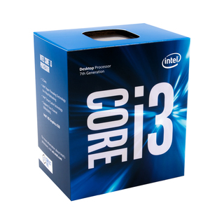 Intel Core i3-7100 3.9Ghz 3MB C...