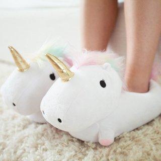 Adorable Unicorn Slipper