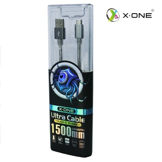 X-One 1.5 meters Micro USB Cable Ultra Tough & Rugged (X1-M15)