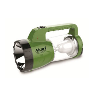 Explorer Led Search Light Plus Lantern with Solar Power (ARL-6672)